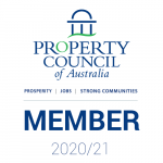 Forum Recruitment signs on to the Property Council of Australia.